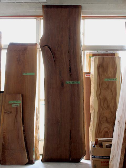 ウォールナット,無垢板,一枚板,カウンター,テーブル,デスク,天板,販売 通販,北大阪