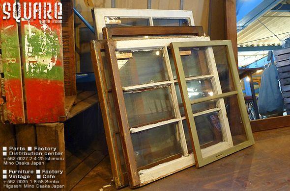 ビンテージ,ヴィンテージ,窓,窓枠,アメリカ,アンティーク,通販,ネット販売,EC,サイト,