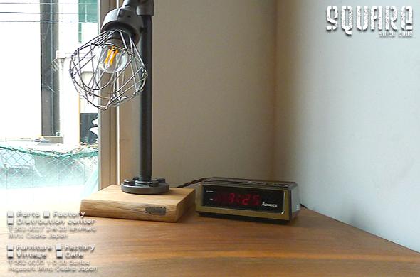 ビンテージ,レトロ,置き時計,デジタル,