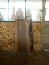 画像8: ≪SOLD OUT≫無垢一枚板 ウォールナット/ ローテーブル天板/1190mm (8)