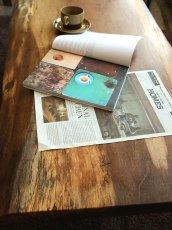 画像4: ≪SOLD OUT≫無垢一枚板 ウォールナット/ ローテーブル天板/1190mm (4)