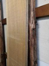 画像4: ≪未加工≫無垢一枚板 杉 スギ  W1840×D305~320×t30 (4)