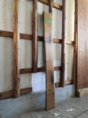 画像2: ≪未加工≫無垢一枚板 アカシア  W1850×D185~210×t40 (2)