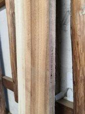 画像4: ≪未乾燥≫無垢一枚板 モンキーポッド  W1650×D180~195×t35 (4)