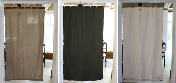 タペストリーカーテン