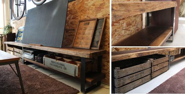 TVボード/オープンタイプ