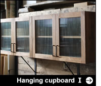 Hanging cupboard Ⅰへ