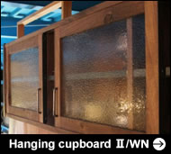 Hanging cupboard Ⅱ/WNへ