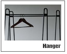 Hangerへ