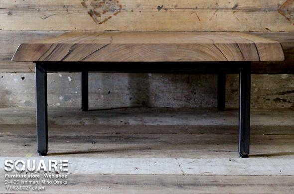 座卓・ローテーブル,鉄脚,鉄足,販売 通販 オーダー,