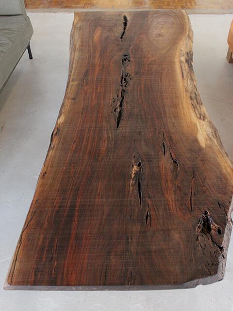 ウォールナット,無垢板,一枚板,テーブル天板,大阪