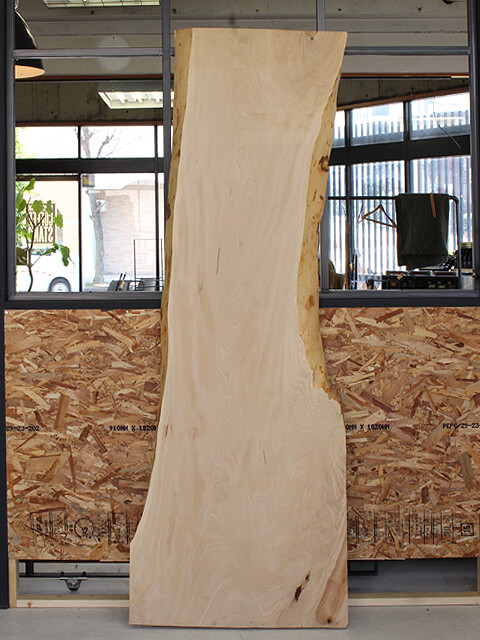 トチ,無垢板,一枚板,テーブル天板,大阪