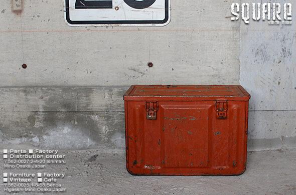 ヴィンテージ,ビンテージ,工具箱,ボックス,ツールボックス