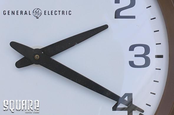 シンプル,インダストリアル,デザイン,壁,時計,USED,古い,USA,アメリカン,インテリア雑貨,