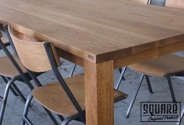 天然木,無垢木,ダイニングテーブル,オーダーメイド,製作 制作,販売
