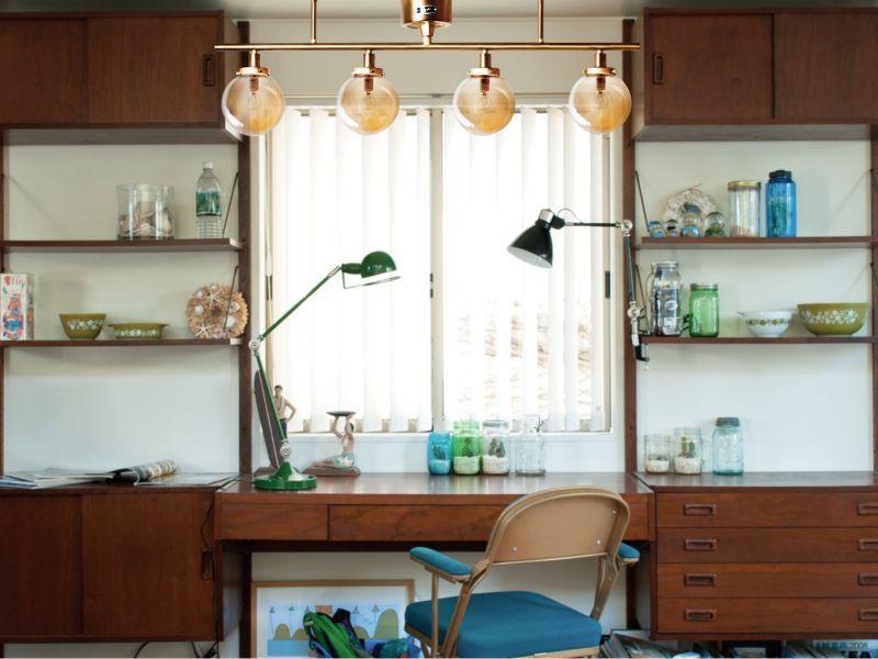 画像1: 送料無料!≪照明≫【クフモデスクランプ/Kuhmo Desk Lamp/E17 40W/4カラー/1灯】 (1)