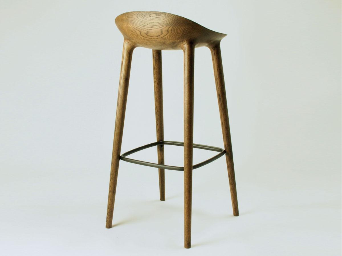 画像3: ≪宮崎椅子≫ BAR Counter chair (3)