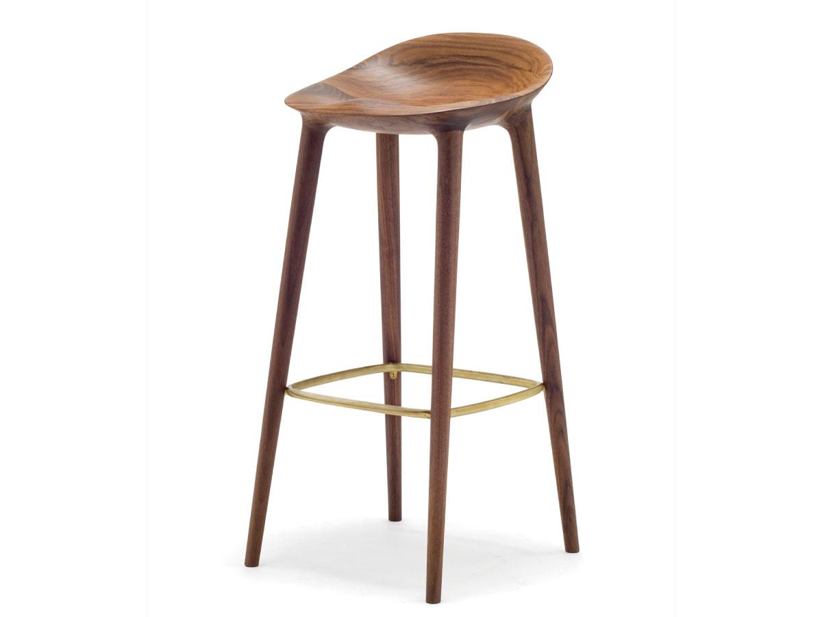 画像1: ≪宮崎椅子≫ BAR Counter chair (1)