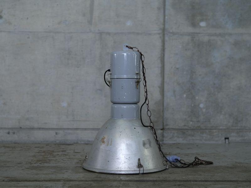 画像1: 送料無料!【industrial light インダストリアルライト・USED・ビンテージ/1体/R2010-014】 (1)