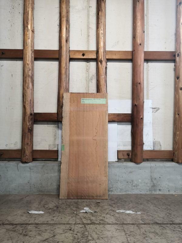 画像1: ≪未乾燥≫無垢一枚板 ボセ  W950×D420×t30 (1)
